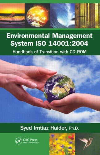 9781138096936: Environmental Management System Iso 14001: 2004: Handbook Of Transition With Cd-Rom [Hardcover] [Jan 01, 2010] Haider Syed Imtiaz