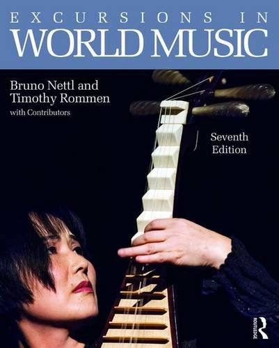 9781138101463: Excursions in World Music, Seventh Edition