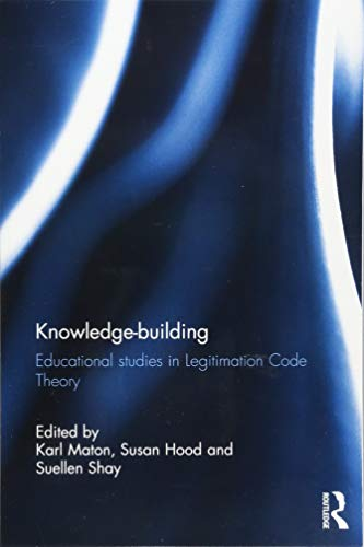 9781138103795: Knowledge-building
