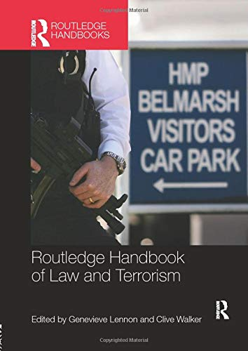 9781138103856: Routledge Handbook of Law and Terrorism