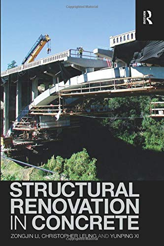 9781138115071: Structural Renovation in Concrete