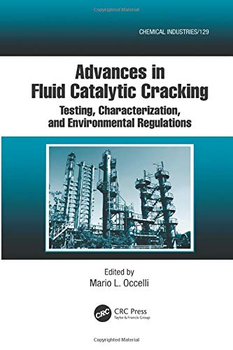 9781138116351: Advances in Fluid Catalytic Cracking (Chemical Industries)