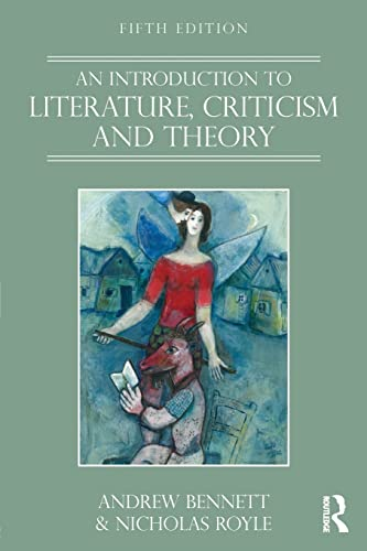 9781138119031: An Introduction to Literature, Criticism and Theory