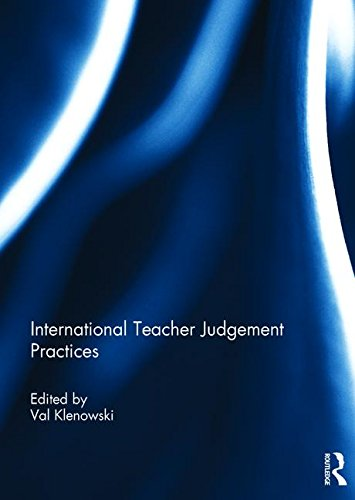 9781138119604: International Teacher Judgement Practices