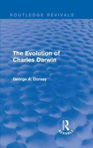 9781138124066: The Evolution of Charles Darwin (Routledge Revivals)
