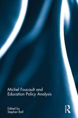 9781138125735: Michel Foucault and Education Policy Analysis