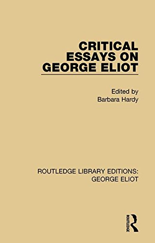 Critical Essays on George Eliot (Hardcover)