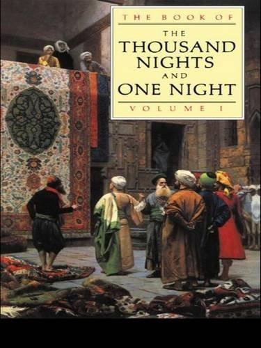 9781138126503: The Book of the Thousand and one Nights. Volume 1