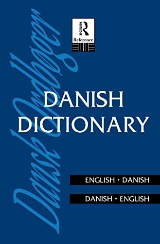 9781138126558: Danish Dictionary: Danish-English, English-Danish (Routledge Bilingual Dictionaries)