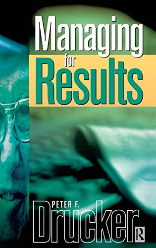 9781138126688: Managing For Results