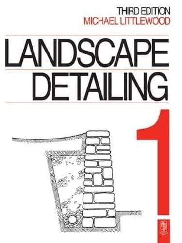 9781138126831: Landscape Detailing Volume 1: Enclosures