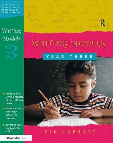 9781138127258: Writing Models Year 3