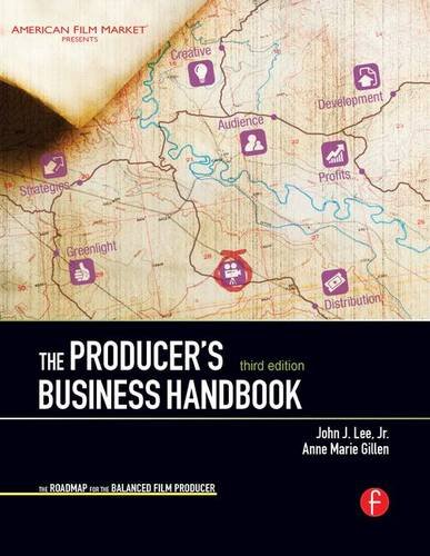 9781138127388: The Producer's Business Handbook: The Roadmap for the Balanced Film Producer