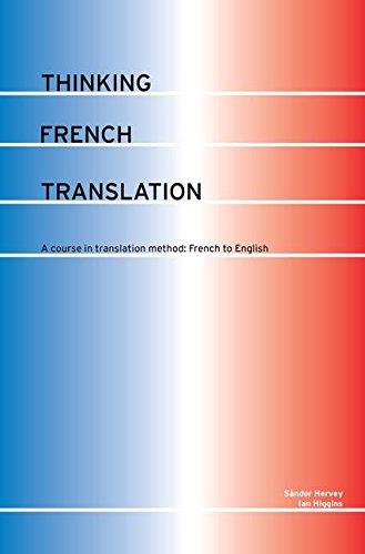 9781138127395: Thinking French Translation (Thinking Translation)