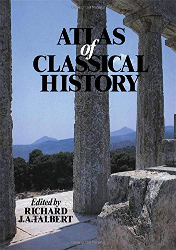 9781138127531: Atlas of Classical History