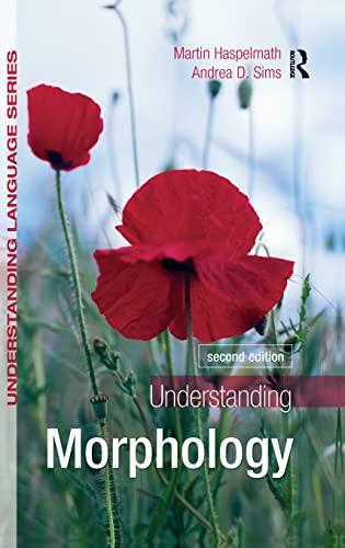 9781138128019: Understanding Morphology (Understanding Language)