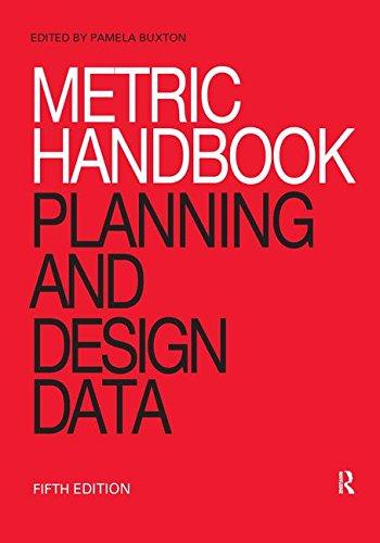 9781138128026: Metric Handbook: Planning and Design Data