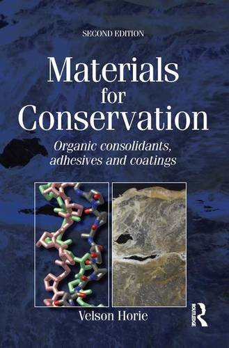 9781138128101: Materials for Conservation