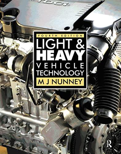 Light and Heavy Vehicle Technology: NUNNEY, MALCOLM