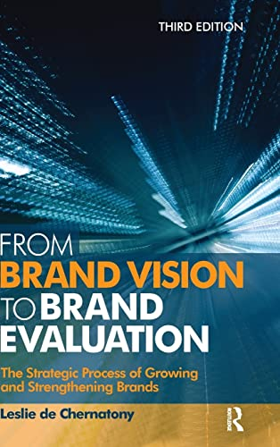 9781138128583: From Brand Vision to Brand Evaluation