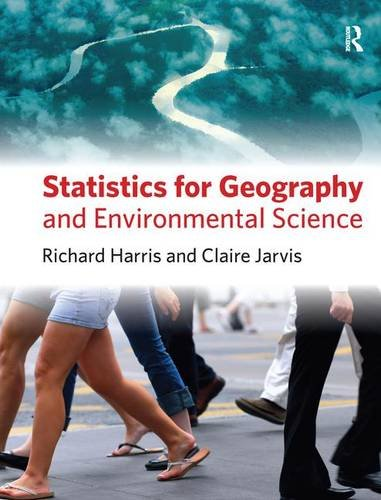 9781138128880: Statistics for Geography and Environmental Science