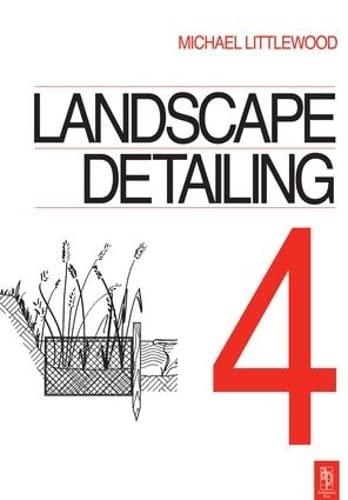 9781138128934: Landscape Detailing Volume 4: Water