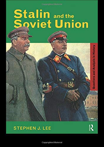 9781138129115: Stalin and the Soviet Union