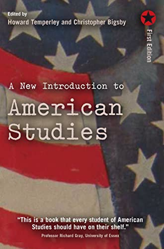 9781138129535: A New Introduction to American Studies
