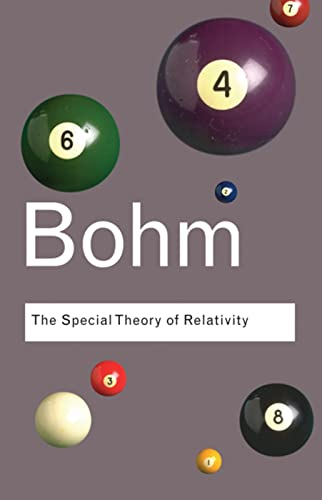 9781138129894: The Special Theory of Relativity