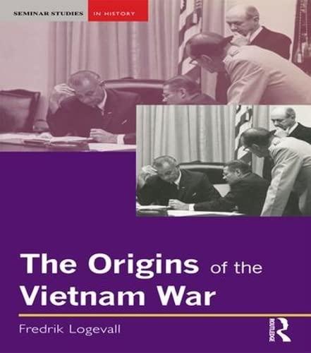 9781138129979: The Origins of the Vietnam War (Seminar Studies)