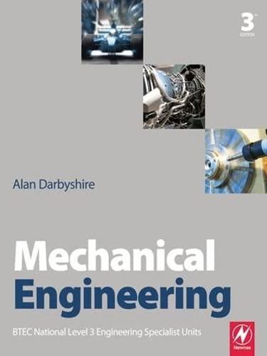 9781138130555: Mechanical Engineering