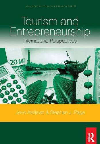9781138130869: Tourism and Entrepreneurship (Advances in Tourism Research)
