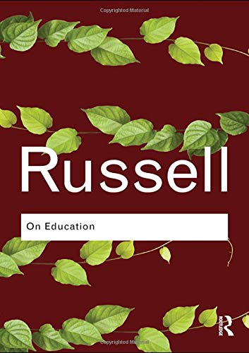 9781138130937: On Education (Routledge Classics)