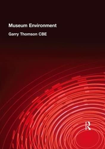 9781138132030: Museum Environment