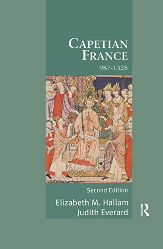 9781138132078: Capetian France 987-1328