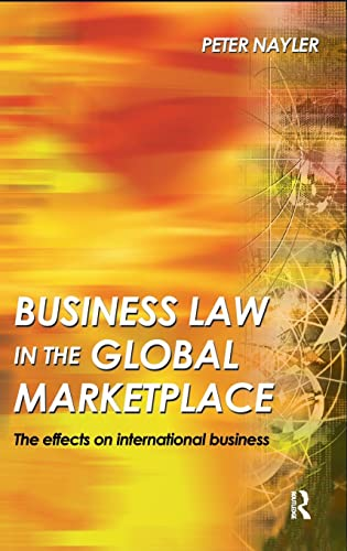 9781138132184: Business Law in the Global Marketplace