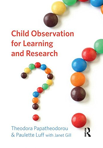 9781138132412: Child Observation for Learning and Research