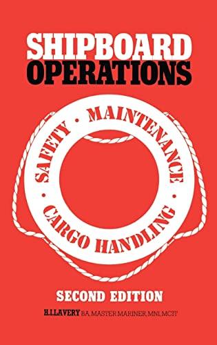 9781138132634: Shipboard Operations