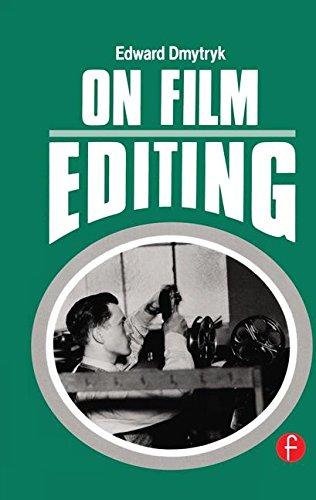 9781138132948: On Film Editing