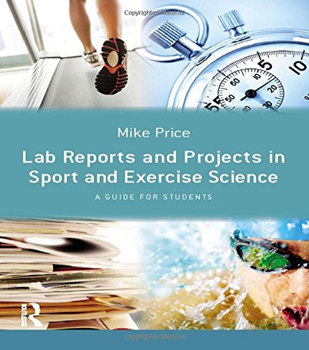 9781138133341: Lab Reports and Projects in Sport and Exercise Science: A Guide for Students