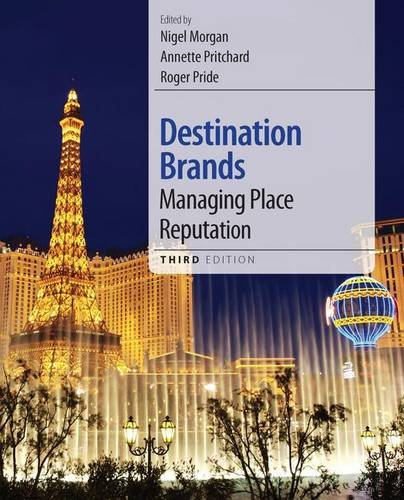 9781138133655: Destination Brands