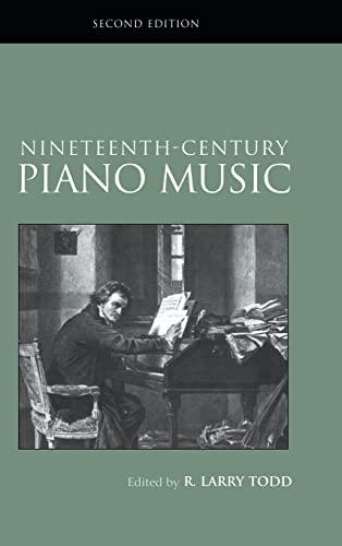 9781138133716: Nineteenth-Century Piano Music