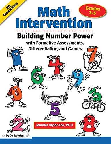 9781138133730: Math Intervention 3-5: Building Number Power with Formative Assessments, Differentiation, and Games, Grades 3-5