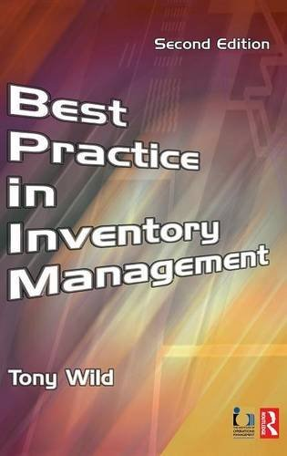 9781138134478: Best Practice in Inventory Management