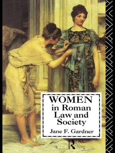 9781138134775: Women in Roman Law and Society