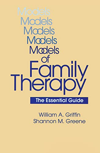 9781138135321: Models Of Family Therapy: The Essential Guide