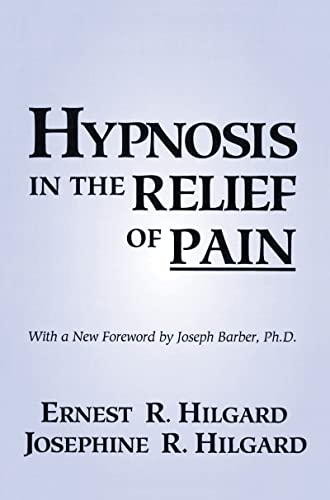 9781138135765: Hypnosis In The Relief Of Pain