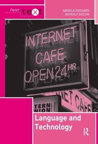 9781138135789: Language and Technology (Intertext)