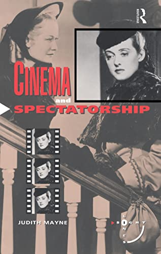 9781138136441: Cinema and Spectatorship (Sightlines)