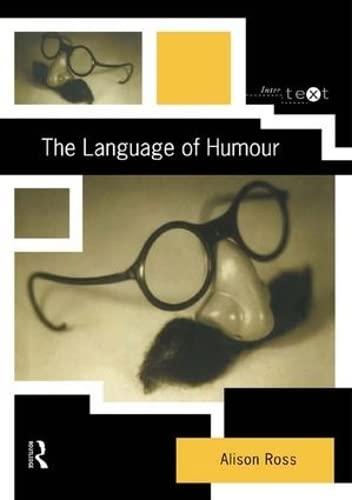 9781138136533: The Language of Humour (Intertext)